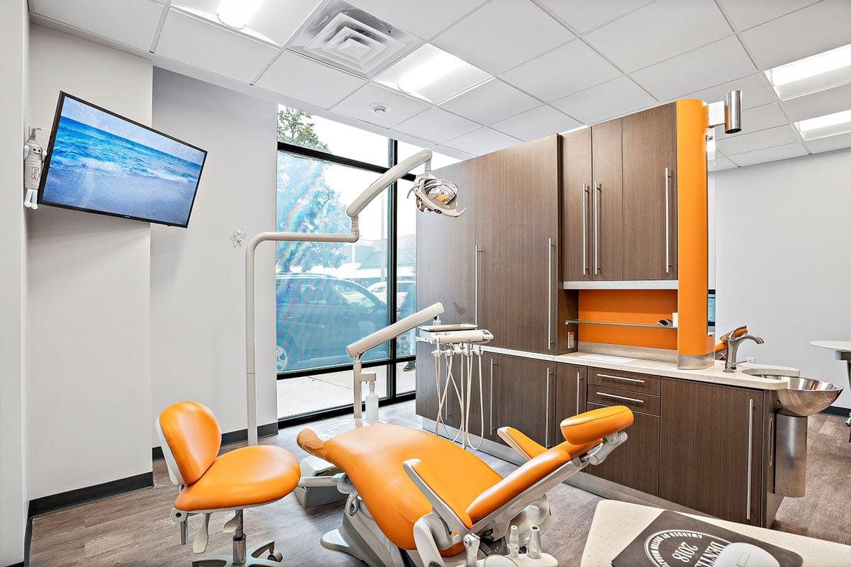 Dental Office Side View