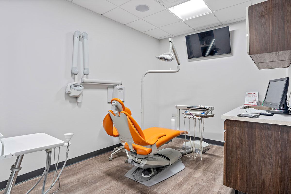 Dental Office Operatory